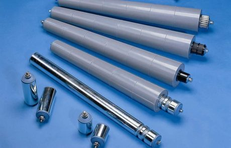 Conical rollers