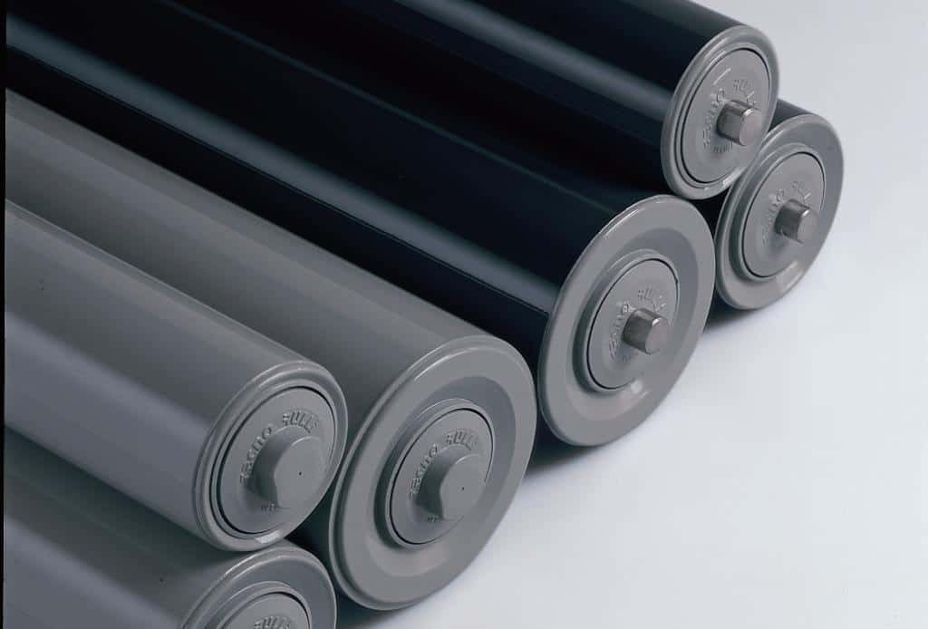 PVC rollers